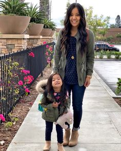 Spent yesterday twinning with my favorite 3 year old. 👩🏻👧🏻💛😁 I linked to a similar, really affordable jacket. Also linked to the curling wand I use to curl my hair!  Shop our outfits by heading to my blog, scrolling down and finding this pic (or on the righthand sidebar on desktop view), and clicking it. #LTKfamily #LTKkids #mamastyle #mommyandmeoutfits #mommyandmeootd #casualstyle #everydaystyle #stylishmom @liketoknow.it #liketkit http://liketk.it/2tltq @liketoknow.it.family