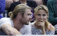 Chris Hemsworth. | An Important And Definitive Ranking Of Celebrity Man Buns