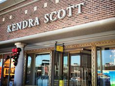 Two Kendra Scott Locations in Houston- City Center and Rice Village