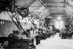 La chocolaterie a arrété ses activités vers 1900