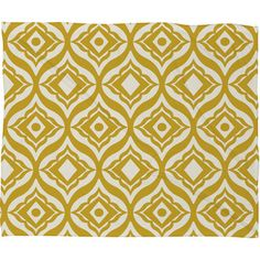 DENY Designs Heather Dutton Trevino Polyesterrr Fleece Throw Blanket