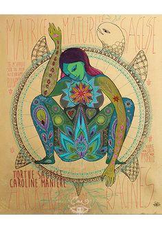 Totems – Caroline Manière