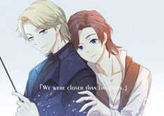 Album Gelbus Grindeldore - Gellert/Albus - We Were Closer Than Brothers Harry Potter Fan Art, Harry Potter Ships, Harry Potter Anime, Harry Potter Universal, Harry Potter Fandom, Harry Potter World, Albus Dumbledore, Drarry, Gellert Grindelwald