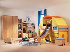 Delightful Find This Pin And More On Furniture By Couchessofa. Large Boys Playroom  Design Combined With Bedroom