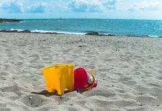 Plage #Morbihan #tourisme © Sabine Coe Beach Toys, Brittany, France, Tourism, Bretagne, French
