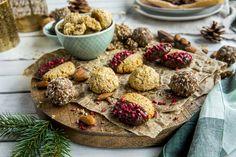 Enten du er sugen på noe salt eller søtt i jula finner du oppskrift på sunnere snacks her!