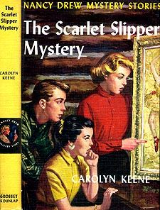 The Nancy Drew Library: Nancy Drew Book Club Picture Covers
