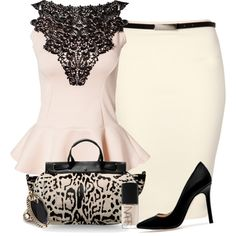 lace and class This is beautiful