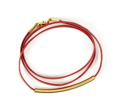These are so cute and come in so many colors! Leather plated wrap bracelet