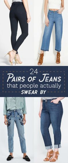 24 Amazing Pairs Of Jeans That People Actually Swear By 3a1ee7585aa47