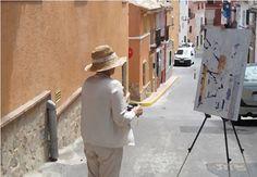 Orxeta. 14-5-11. Jornadas de Pintura | Alcoiama Blog: Cositas de andar por casa: RECETAS DE COCINA, FOTOS.
