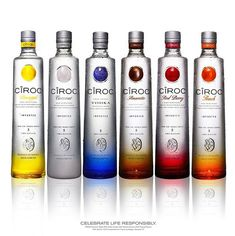 list of all ciroc flavors - Google Search