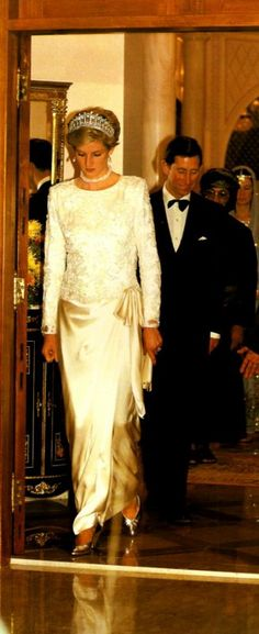Diana & Charles : Royal tour of the Gulf States - Novembre 1986 _ Suite