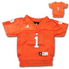 toddler clemson jersey