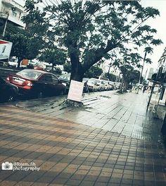 Charming rainy day in #Lattakia #Syria✨❤