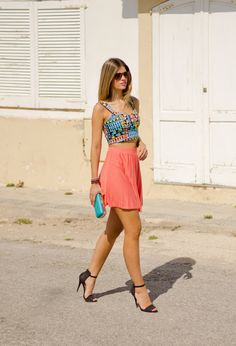 Stylish Combinations – Spring 2014 Fashion Trends