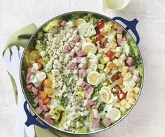 Cobb-Style Salad wit