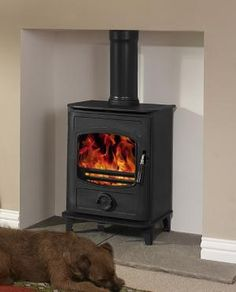 The Graphite Five will quickly and efficiently heat up a room.