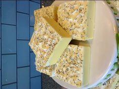 Making Lemon Poppy Soap