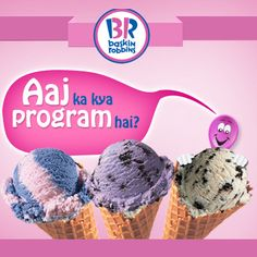 Indulge in some ice-cream fantasies after a long hectic day! :D