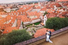 布拉格婚纱摄影 - Wedding photographer, Prague