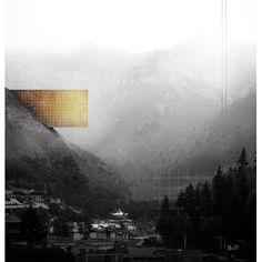 """""""Monumentos y melodías"""" por Adrian Labaut. Imagen © Adrian Labaut. Señala encima de la imagen para verla más grande."""