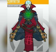 Zenyatta... Dr. Zenyatta