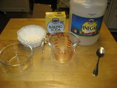 """How to make """"vinegar powder"""" (Sodium Acetate). Otherwise known as the tasty sour stuff on Salt & Vinegar chips and popcorn."""