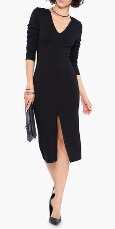 #GirlBoss Midi Dress