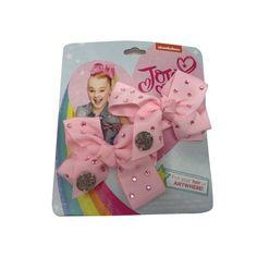 Jojo Siwa Bows, Jojo Bows, Jojo Siwa Outfits, Cheer Bows, Girls Bags, Dance Moms, Reborn Babies, Ribbon Bows, Baby Love