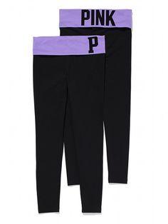 Victoria's Secret PINK Yoga Legging #VictoriasSecret http://www.victoriassecret.com/pink/bottoms/yoga-legging-victorias-secret-pink?ProductID=85786=OLS?cm_mmc=pinterest-_-product-_-x-_-x
