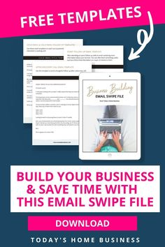 Start A Business From Home, Work From Home Tips, Starting A Business, Business Emails, Small Business Marketing, Business Advice, Professional Email Example, Feeling Stuck, How Are You Feeling