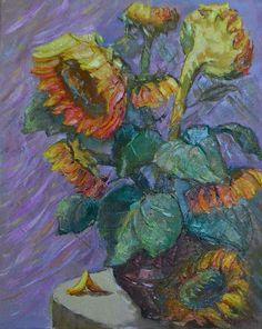 Andrei Branisteanu  - Buchet de Floarea Soarelui