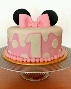 My baby girl birthday cake
