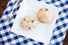 gluten free pancake mix into muffins