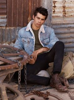 Dylan O'Brien for Teen Vogue