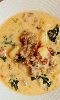 Zuppa Toscana Soup - Olive Garden Copycat