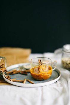 Pumpkin Dessert for dinner