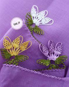 Yepyeni yazma oyası Filet Crochet, Crochet Stitches, Used Tools, Needle Lace, Fabric Flowers, Crochet Projects, Tatting, Needlework, Diy And Crafts