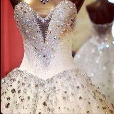 Bedazzled Wedding Dresses Pinterest – fashion dresses