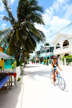"Caye Caulker, Belize | ""Tropical Cruisin"" by Jesse Samu, via 500px."