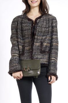 CHANEL JACKET @Michelle Flynn Coleman-Hers