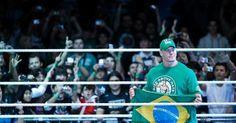 WWE Brasil 2012: John Cena vs. Dolph Ziggler [John Cena WINS!!]