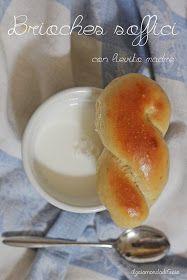 il gaio mondo di Gaia: brioches e panini soffici con lievito madre