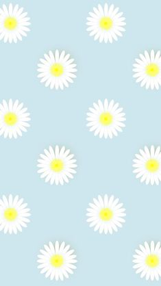 New Spring Wallpaper Iphone Backgrounds Patterns Ideas Daisy Wallpaper, Pineapple Wallpaper, Vintage Flowers Wallpaper, Spring Wallpaper, Cute Patterns Wallpaper, Aesthetic Pastel Wallpaper, Background Patterns, Textured Wallpaper, Phone Wallpapers Tumblr