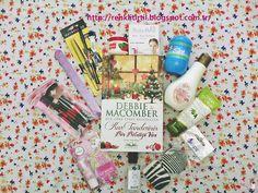 Renkli Tırtıl: 3. Yaş Kitap ve Kozmetik Blog Çekilişi