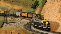 model train - Buscar con Google