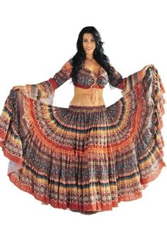 Miss Belly Dance Belly Dancer 25 yard Skirt and Top Costume Set | Meli du Chant | Orange | One Size Miss Belly Dance http://www.amazon.com/dp/B0086VNR82/ref=cm_sw_r_pi_dp_itipub03SA0XM