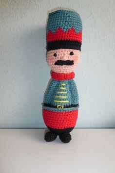 Koukleumpje Notenkraker – hakenmetmadebypetra Petra, Crochet Hats, Vintage, Knitting Hats, Vintage Comics