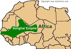 Wk 13 - Ancient Africa for Kids: Songhai Empire